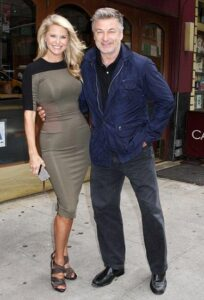 RPHP supporters Alec Baldwin and Christie Brinkley, 2013